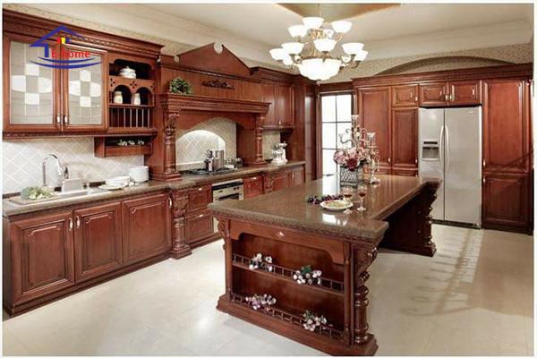 Tủ Bếp Tân Cổ Điển 7