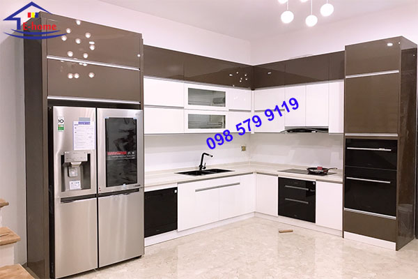 Tủ bếp Inox 10