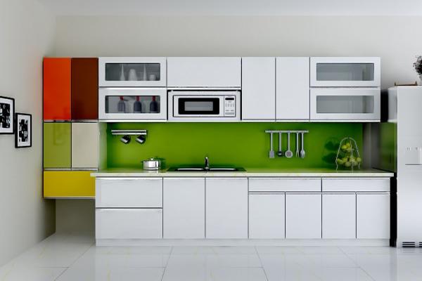 Tủ bếp Acrylic ARL02