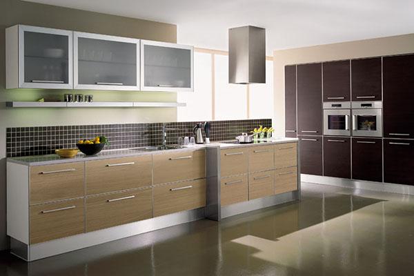 Tủ bếp Laminate LMA001